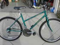 "HUFFY ""Superia"" 26"" Ladies US made Mountain Bike,"
