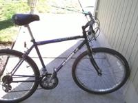 I'm selling my guys's 26 inch 12 speed Magna Glacier