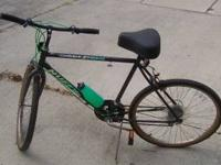 I have a like new bike, it has some minor surface rust