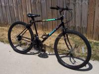 26? Men?s Huffy USA ?Back Water? 18-Speed MTB Bicycle,
