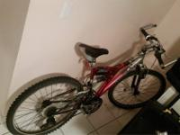 "This mens 26"" with 21speed Mongoose bicycle with"