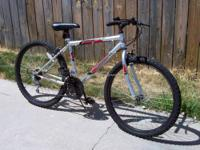 26? Men?s RoadMaster ?Mt Fury? 15-Speed MTB Bicycle,