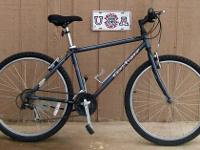 "26"" Men's STRONG Gary Fisher medium size commuter"