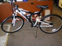 "26"" Mens Shogun Rock Mountain Bike Brand New $189.00"
