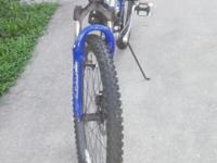 "I have a Mongoose XR250 RST CapaT6 26"" four bar link 21"