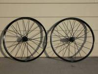 Never been used Neuvation Mountain Max Wheelset, tires