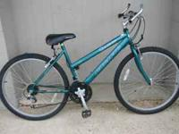 "Pacific Quasar 26"" Women's Mountain Bike Quick Release"