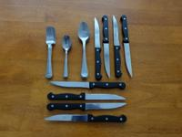 26-piece flatware set from Ikea/Target.The set