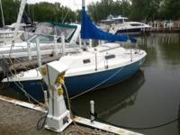 Excited to sell. considering offers. 1977 Seafarer