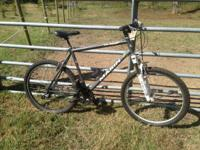 For Sale, classic, steel frame, Bear Valley Marin MTB.