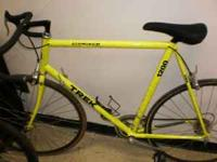 "26"" Trek 1200 Neon Yellow $250 Come to MAD DADS @ 5610"