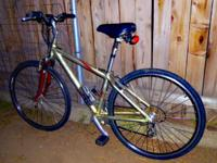 Trek bike rides like new! COST over $500.00 sell $175