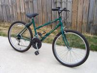 26? Women?s Huffy USA ?Superia? 15-Speed MTB Bicycle,