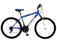 "26"" Womens' Roadmaster Mountain Sport Bike (blue) 18"