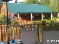 Inground house nestled in the woods 2 miles from the