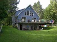 Very private 4 bedroom 2 bath home on the waterfront of