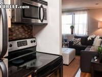 Nice 1-bedroom condo in the South End. The condo is