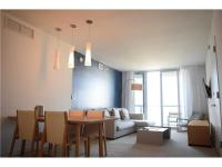 Brand new condo-hotel designed by Pininfarina. Unit is