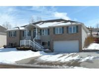 Very well maintained 2 story residence. Over sized