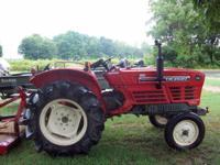Descripcin I have a Yanmar Tractor a 3 cylinder deisel