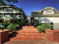 Gorgeous, upgraded single story executive home in the