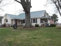 Great mini-farm with 3.72 acres, 1456 sf residence,