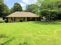 26381 WAX ROAD 3BR/2BA with office on 3 acres with a