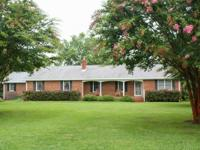 Big Brick Herdsman on a 1.24 Acre Lot! One Level Living