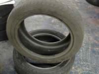 Two Tires 265/50/20 Falken Call or Text  Cash Only No