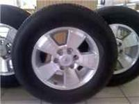 I have 4 Toyota tires with rims(6 lug) that came off my