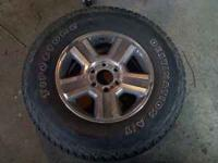 I'm selling 4 tires in really great shape just got them