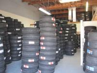 Dutchman's Tire Stockroom. Rates are low and firm! ALL