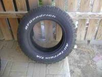 hi im selling only 1 tire its still in good condition
