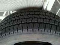 I have a practically brand new 265-75-16 truck tire $30