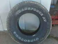 ‎265/75R16 truck tires for sale 4 of them are