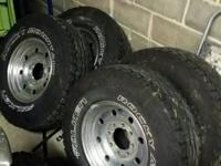 I have 4 fresh tires determining 14 32nds of an inch on