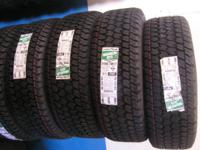 Collection of 4 brand-new tires Goodyear ATS all