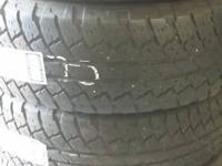 WE HAVE A SET OF 4 GOOD USED 265/65R18 BRIDGESTONE