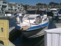 1988 SeaRay Sundancer. Bought from the initial owner in