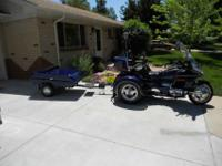 2000 Honda Gold Wing GL1500 Trike 25th anniversary