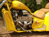 V8 Chopper Trike. This bike has been well cared for.