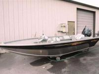 new 19' 2011 open frontier , boat comes with a yamaha
