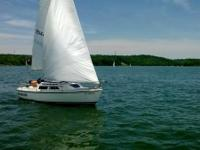 Great sailboat for all levels from novice to
