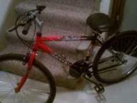 "26"" Mens and 26"" Ladies 15 speed bikes for sale. Great"