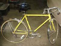 "Schwinn 26"" continental 10 speed Bicycle W/helmet $50"
