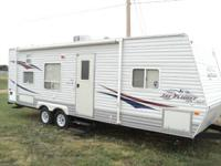 FOR SALE 2007 JACO BUMPER PULL CAMPER 26FT JTX,SLEEPS