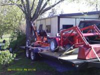 26 ft. 9500 lb. dual axel , completely redone , floor &