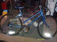 1970 Sears free spirit Bike, Blue, New tires. All other