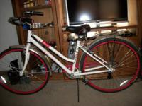 "Like New 26""Girls Admiral Schwinn Bicycle. Was"