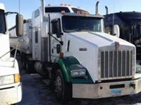Year 2003Manufacturer KENWORTHModel T800Location